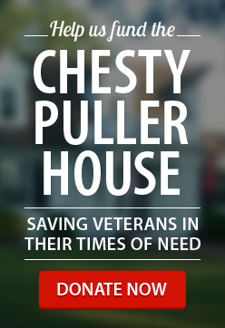 Help us fund the Chesty Puller House